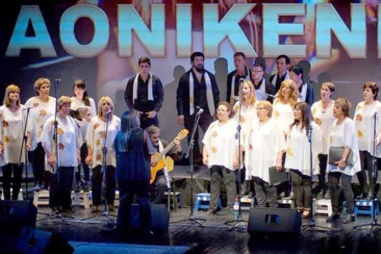 Coro Aonikenk (Ilustrativa)