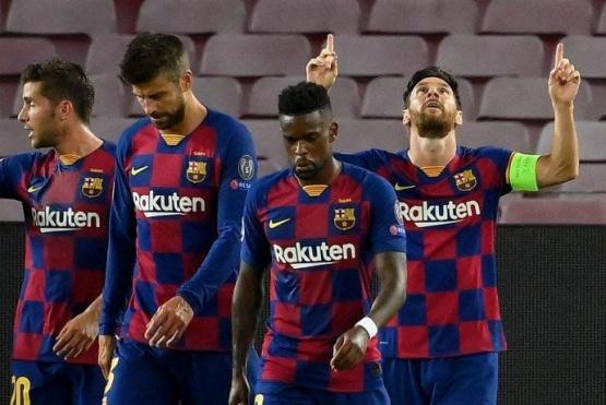 El Barcelona confirma que uno de sus jugadores tiene coronavirus