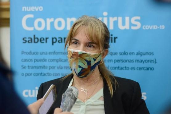 """Ruiz: """"En este momento estamos sumando personas al sistema de voluntariado que se inició en marzo"""""""