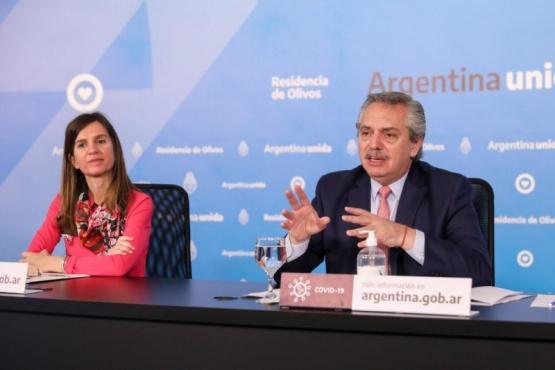 """Alberto: """"El Estado tiene la obligación ética de financiar en la madurez a los ciudadanos"""""""