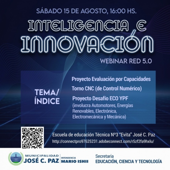 Inteligencia e Innovación- Red 5.0