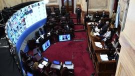 El Senado debate el proyecto de ampliación de moratoria