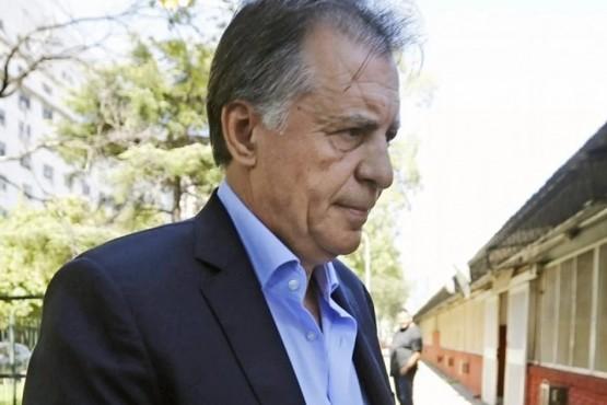 Cristóbal López estuvo en la ciudad de Esquel