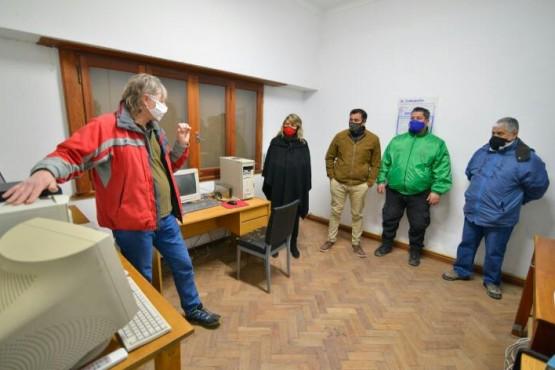 El Municipio colaborará con el Observatorio Geofísico