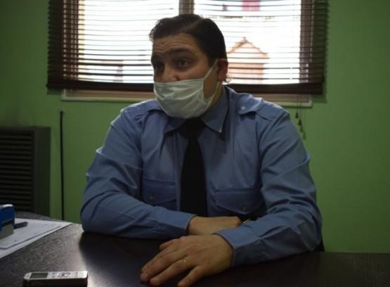El trabajo de la División Criminalística de Río Gallegos durante la pandemia
