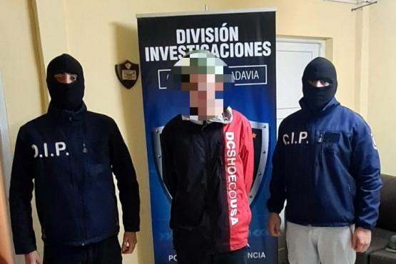 La Policía detuvo a un joven con pedido de captura