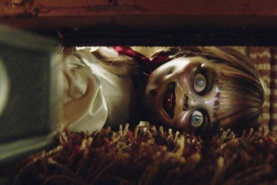 """Terror por la """"desaparición"""" de la muñeca Annabelle del museo en el que estaba"""