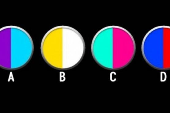 ¿Qué colores elegís?: el test para saber cómo sos en el amor