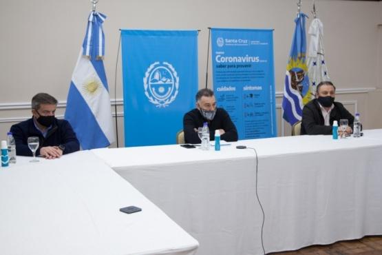 El Gobierno participó de la conciliación obligatoria entre SINOPEC y los Sindicatos Petroleros