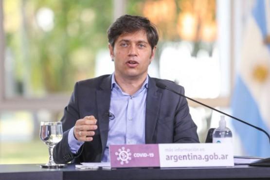 """""""No vamos a encubrir a nadie"""", aseguró Kicillof sobre el caso Facundo Astudillo Castro"""