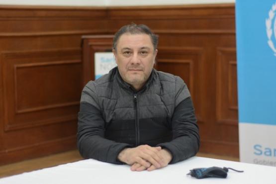 """Camino destacó el acompañamiento al sector comercial a través del Programa """"Santa Cruz Protege"""""""