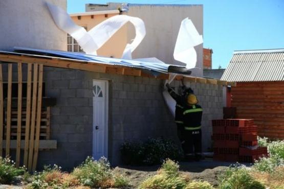 Temporada de vientos: Vecinos y entes de gobierno en estado de alerta