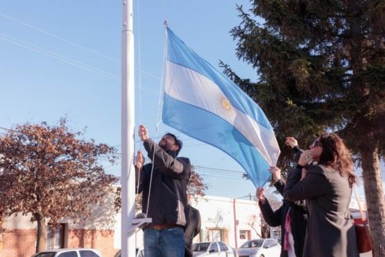 Se realizó acto aniversario del fallecimiento del General José de San Martín