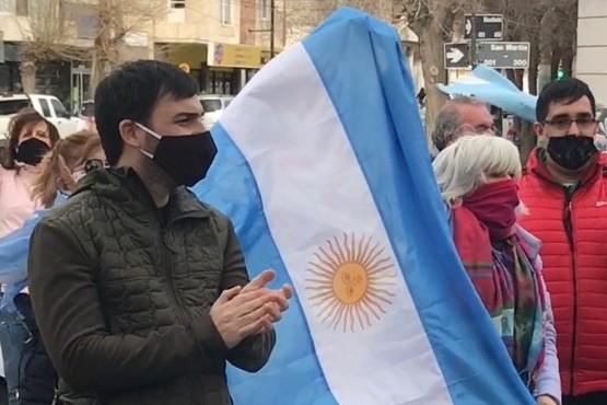 """Torres: """"el mensaje de la marcha también es para el gobierno provincial"""""""