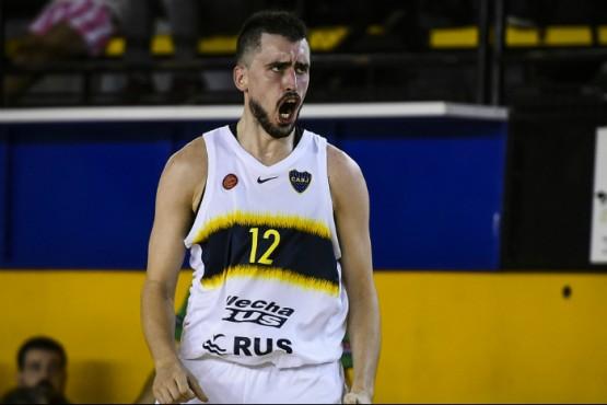 Hispano sumó a otro ex Boca para la Liga Nacional