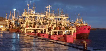 """""""Tenemos el compromiso de continuar trabajando para sostener el empleo en la pesca"""""""
