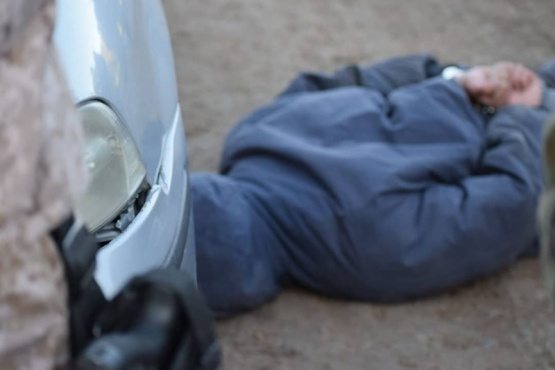 Violento robo en zona de chacras deja a cinco delincuentes detenidos