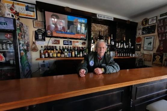 """Bar """"Los Vascos"""" un lugar de amigos"""