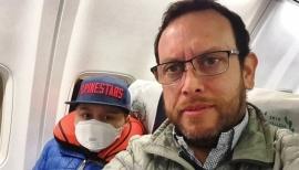 Valentin Godoy le ganó al Coronavirus