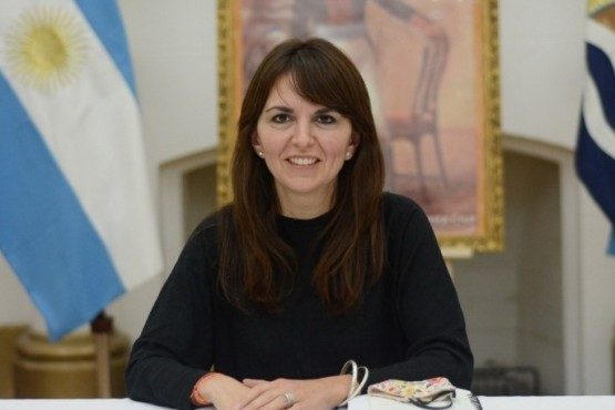 La Ministra, Silvina Córdoba.