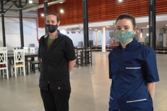 COVID-19: El Área Programática Sur capacitó a Hospitales de Sarmiento y Río Mayo