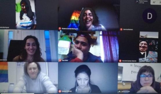 """García: """"La ley integral trans es una reparación histórica"""""""