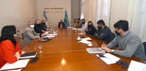 Se avanza con los proyectos que serán presentados a Nación para su financiamiento