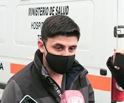 El enfermero se contagió al atender un camionero de Río Negro