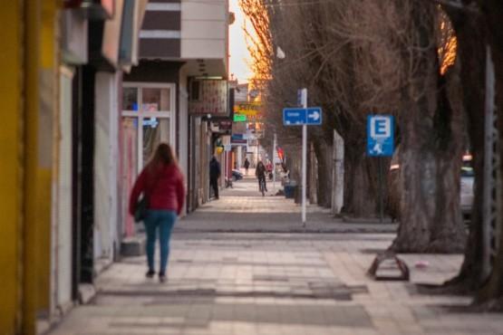 Este lunes reabre el comercio en Río Gallegos.