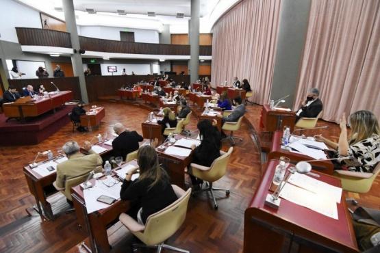 Los presidente de bloque solicitaron a Sastre sesionar virtualmente