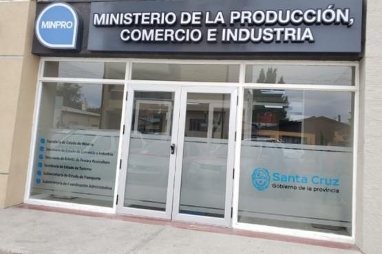 Ministerio de la Producción, Comercio e Industria.