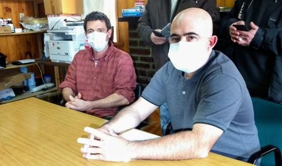 Salud confirmó cuatro casos positivos de coronavirus en El Hoyo
