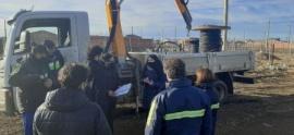 Autoridades de Servicios Públicos recorrieron obras