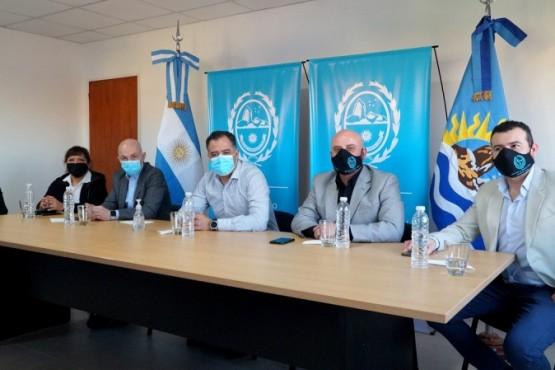 Provincia y Municipio inauguraron juntos la nueva sede del Ministerio de Trabajo