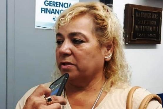 Vocal por los Pasivos, Viviana Carabajal.
