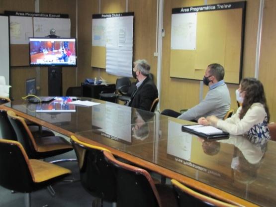 Chubut participó de encuentro del COFESA sobre la pandemia y otros temas sanitarios