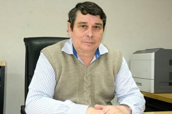 Carlos Ziehlke, referente de la UCR provincial