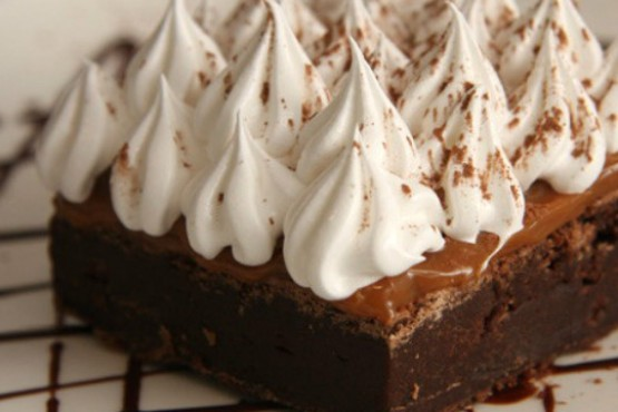 Cómo hacer brownies caseros