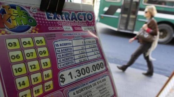 Un nuevo millonario: ganó una fortuna con el Telekino, pero creen que ni se enteró