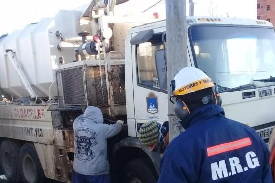 10 Acciones: se realiza limpieza y mantenimiento de estaciones de bombeo