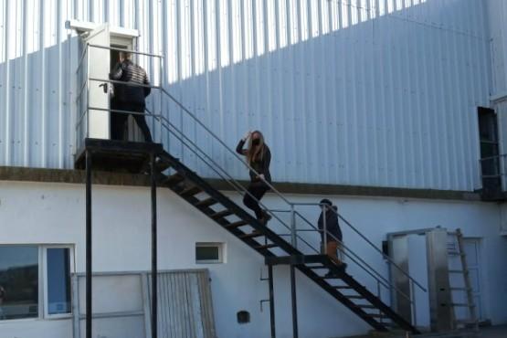 Trabajo y Salud inspeccionaron frigorífico de Río Gallegos