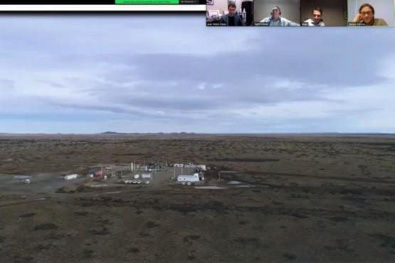 Inicia la extracción de gas del Almacenamiento Subterráneo de Gas Natural