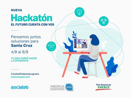 """Comienza un nuevo """"hackatón"""" en Santa Cruz para generar proyectos productivos"""