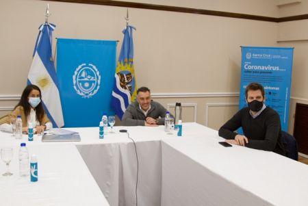 Avanzan las gestiones para un desarrollo urbano sostenible en El Chaltén