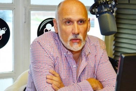Gabriel Giordano, abogado y querellante de la familia de Fabián Gutiérrez