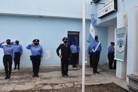 El Gabinete Criminalístico Zona Norte cumplió 26 años de trabajo