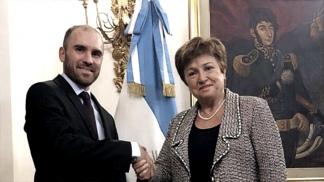 El FMI confirma solicitud de Argentina para un nuevo acuerdo