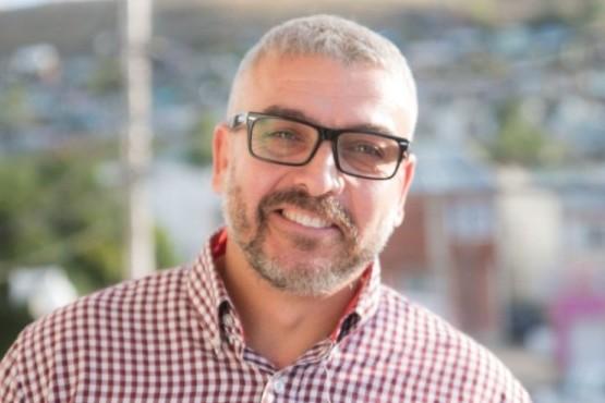 David Klappenbach; Secretario de Actas, Prensa y Propaganda del Sindicato Petrolero Jerárquico de la Patagonia Austral.