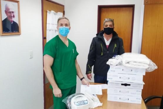 Sinopec sigue fortaleciendo el sistema de salud de zona norte de Santa Cruz