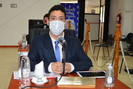Wilson Flores dio negativo al hisopado de covid